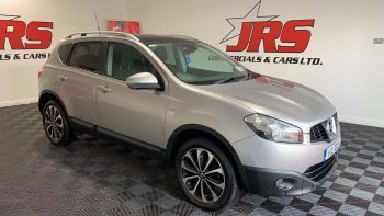 2011 NISSAN Qashqai 1.5 dCi n-tec 2WD Diesel Manual *PAN ROOF – ROI REG – J R S Commercials And Cars Dungannon