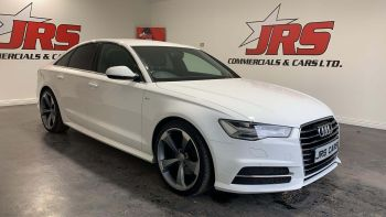 2016 AUDI A6 Saloon 2.0 TDI ultra S line S Tronic (s/s) Diesel Automatic *20″ TTRS OPTIONAL – SAT NAV* – J R S Commercials And Cars Dungannon
