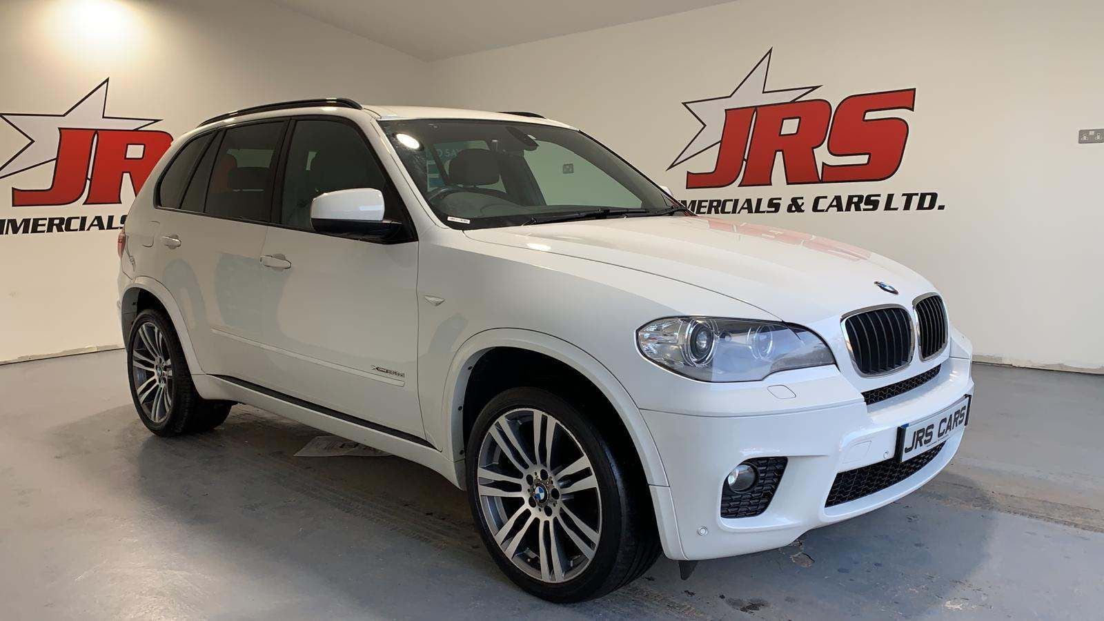 2013 BMW X5 3.0 30d M Sport xDrive (s/s) Diesel Automatic **Reverse Camera** – J R S Commercials And Cars Dungannon