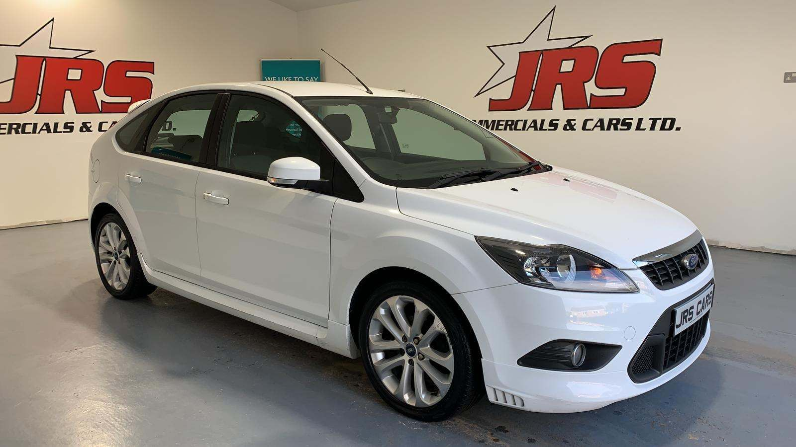 2010 FORD Focus 1.6 TDCi DPF Zetec S Diesel Manual **£30 Road Tax** – J R S Commercials And Cars Dungannon
