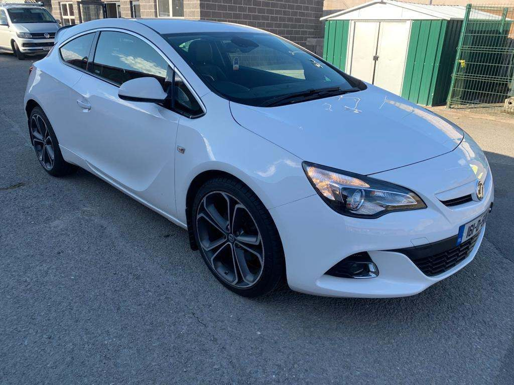 2016 VAUXHALL Astra GTC 1.6 CDTi ecoFLEX Limited Edition (s/s) Diesel Manual **161-D-58672** – J R S Commercials And Cars Dungannon