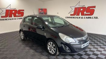 2012 VAUXHALL Corsa 1.3 CDTi ecoFLEX 16v Active  (a/c) Diesel Manual *£30 Road Tax* – J R S Commercials And Cars Dungannon