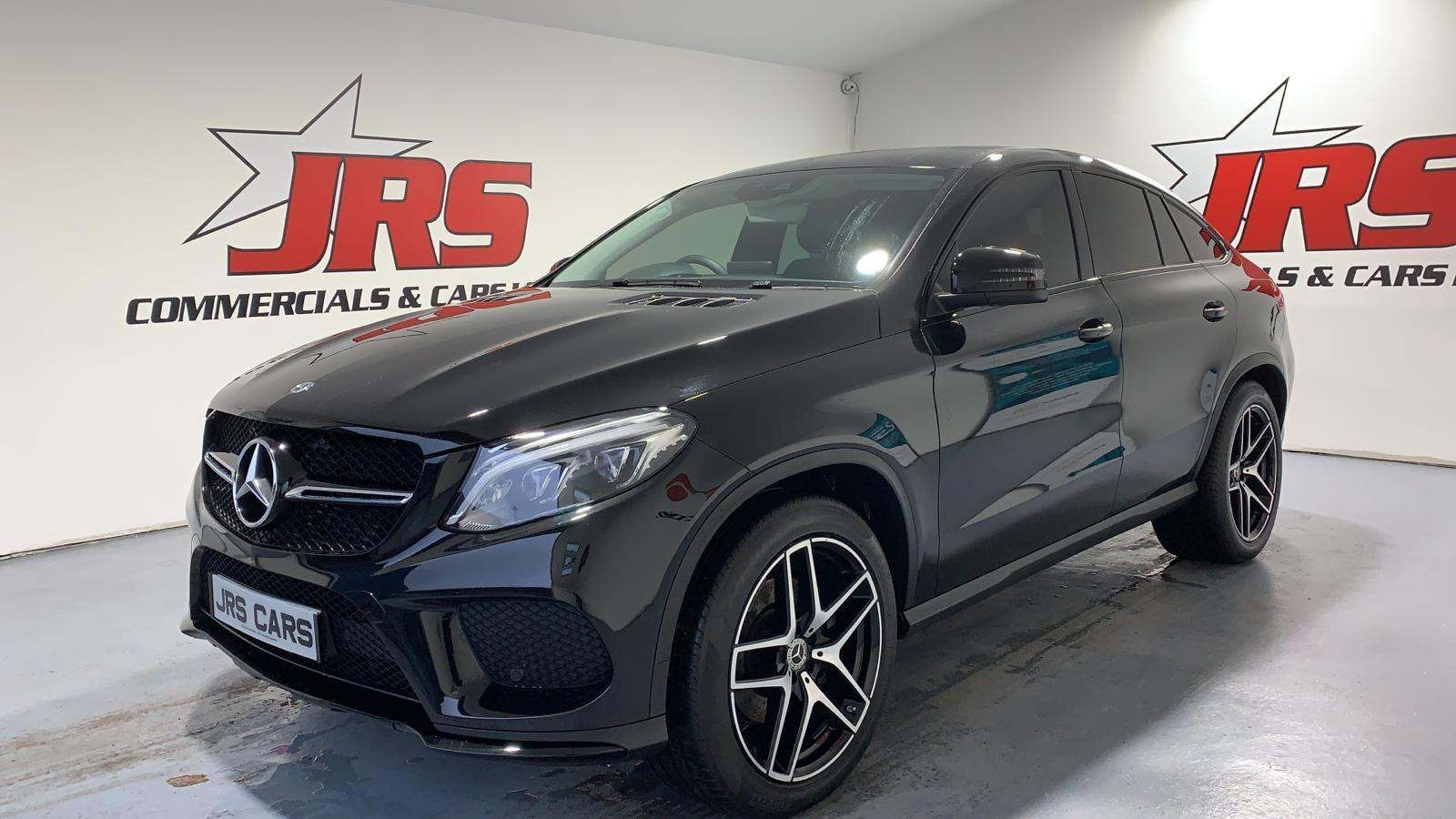 2018 MERCEDES BENZ GLE Class 3.0 GLE350 AMG Line 9G-Tronic 4MATIC (s/s) Diesel Automatic **Reversing Camera** – J R S Commercials And Cars Dungannon full