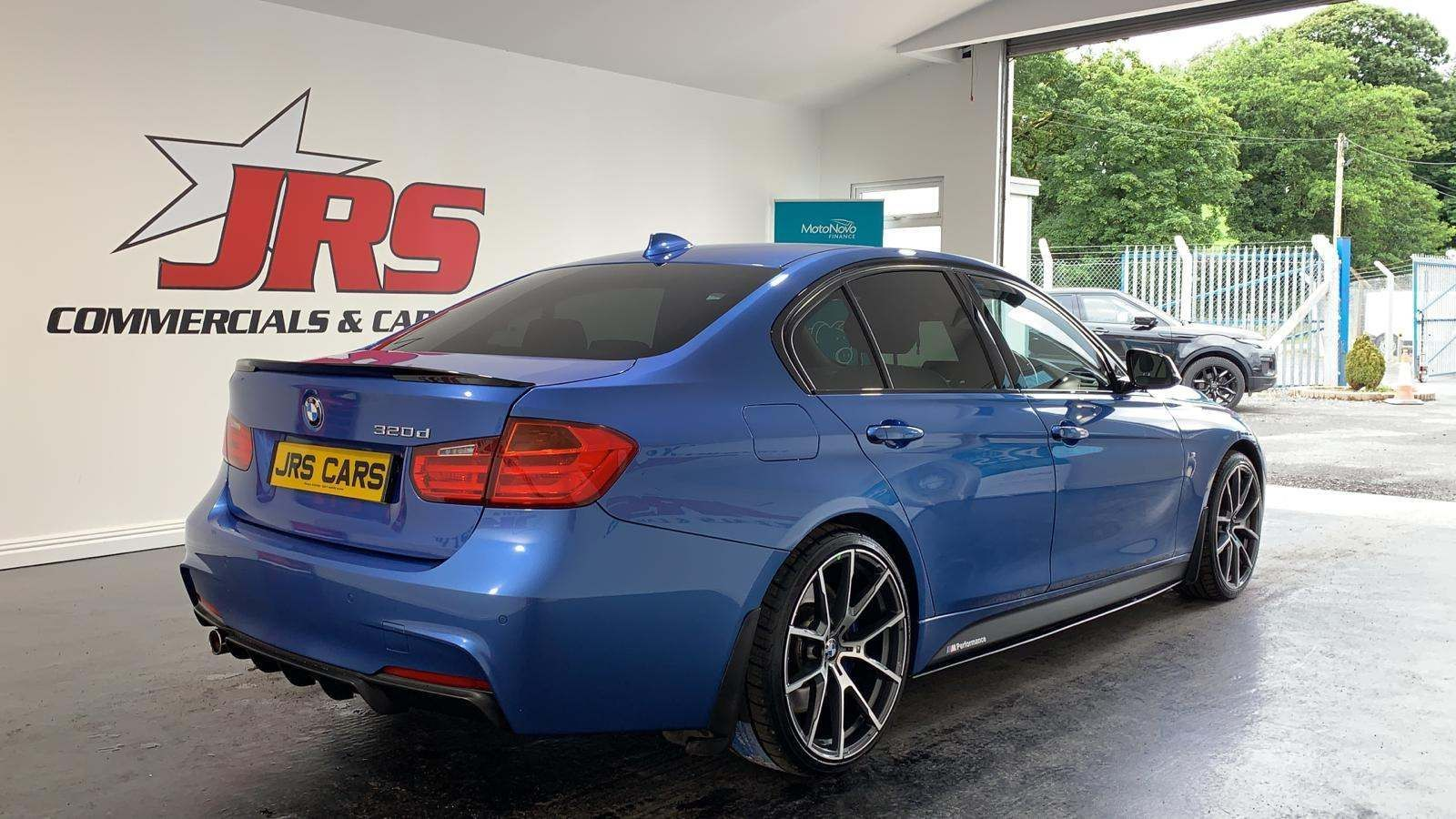 2015 BMW 3 Series 2.0 320d BluePerformance M Sport (s/s) Diesel Manual Xenons-Heated Seats-Sat Nav – J R S Commercials And Cars Dungannon full
