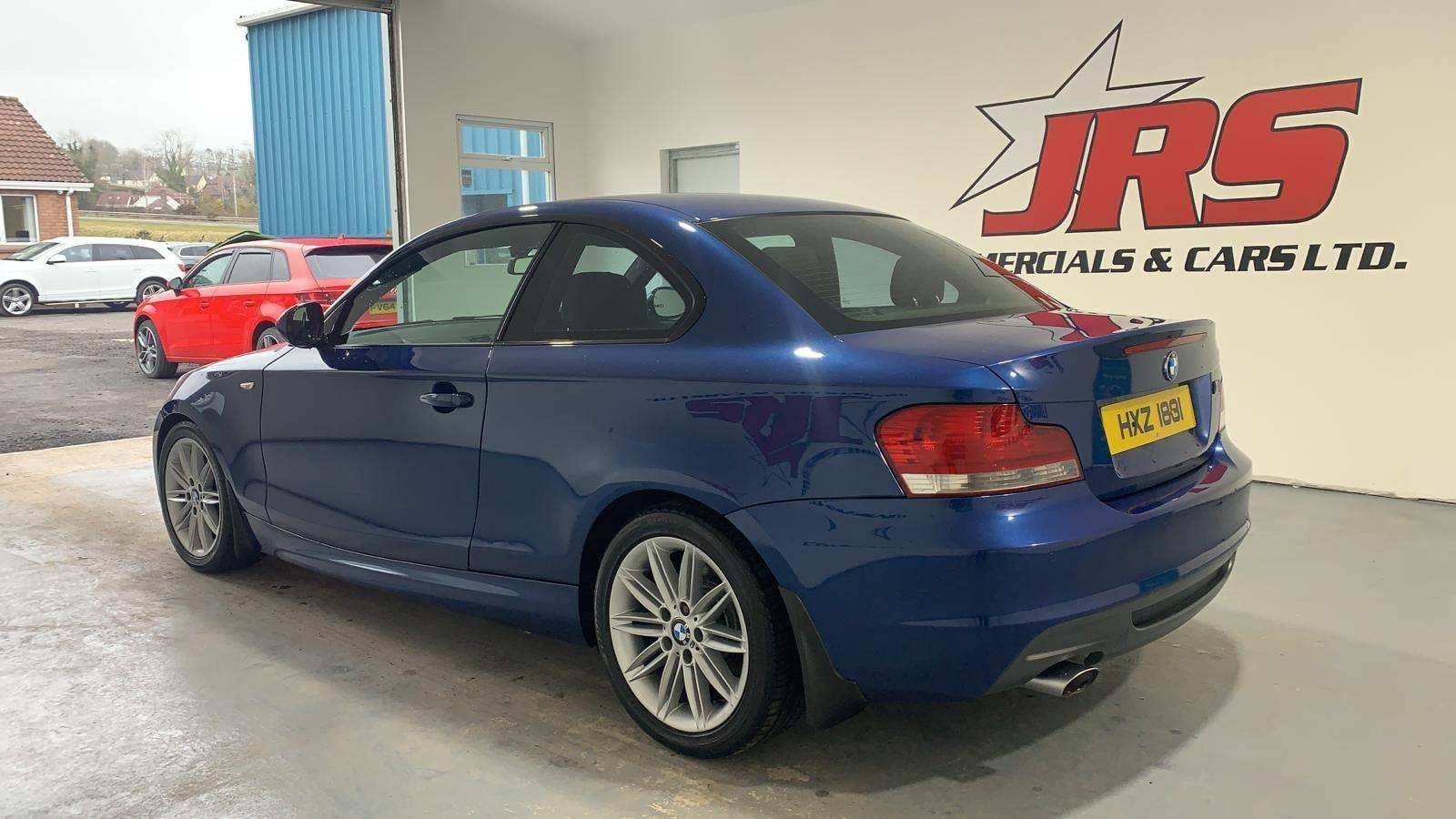 2010 BMW 1 Series 2.0 118d M Sport Diesel Manual **£30 Road Tax** – J R S Commercials And Cars Dungannon full