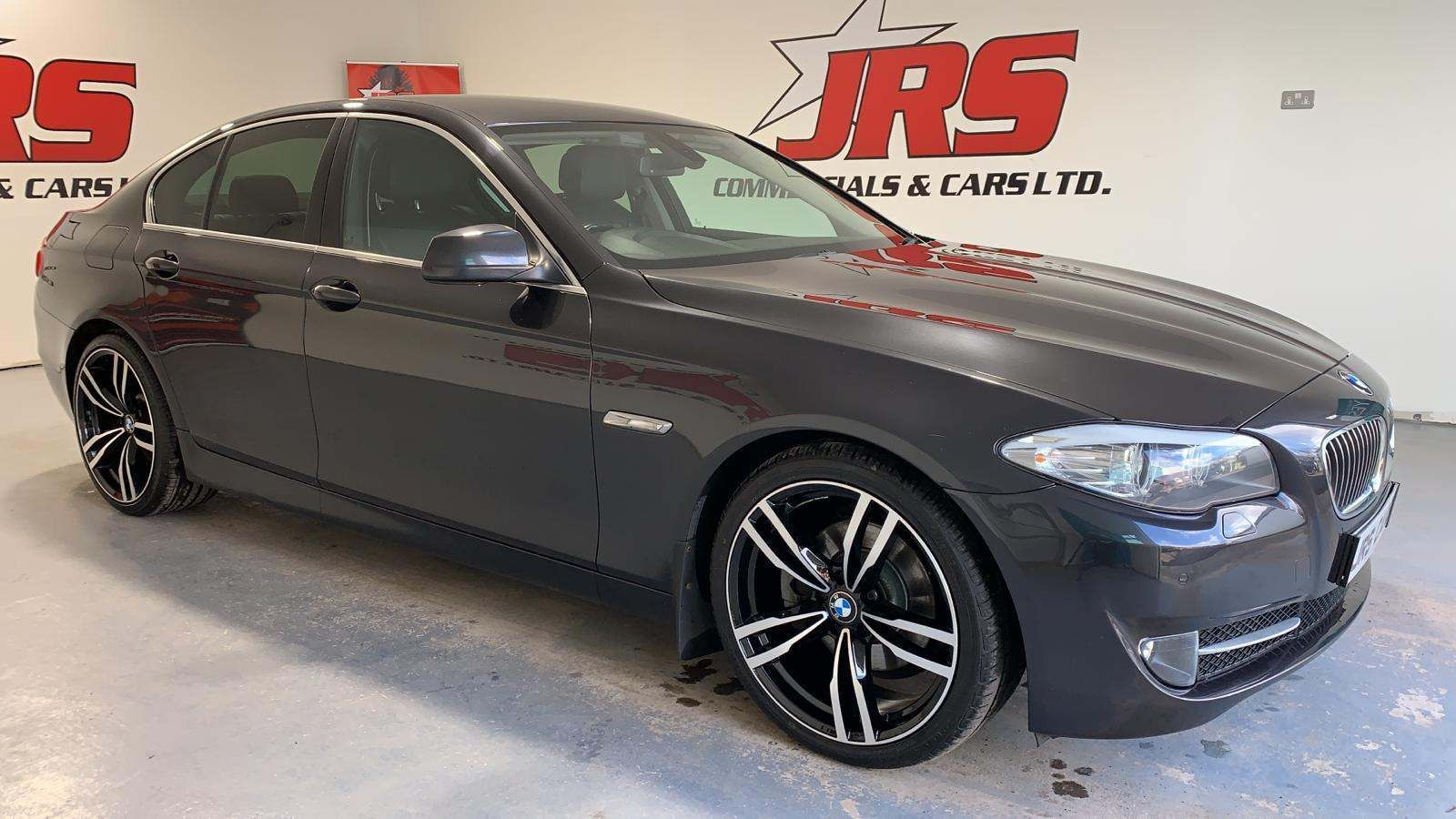 2012 BMW 5 Series 2.0 520d SE Diesel Automatic **Full Leather** – J R S Commercials And Cars Dungannon