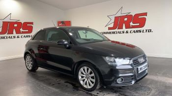 2011 AUDI A1 1.6 TDI Sport Diesel Manual Privacy Glass- Parking Sensors – J R S Commercials And Cars Dungannon