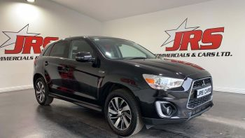 2016 MITSUBISHI ASX 1.8 TD 3 Diesel Manual Tow Bar – J R S Commercials And Cars Dungannon