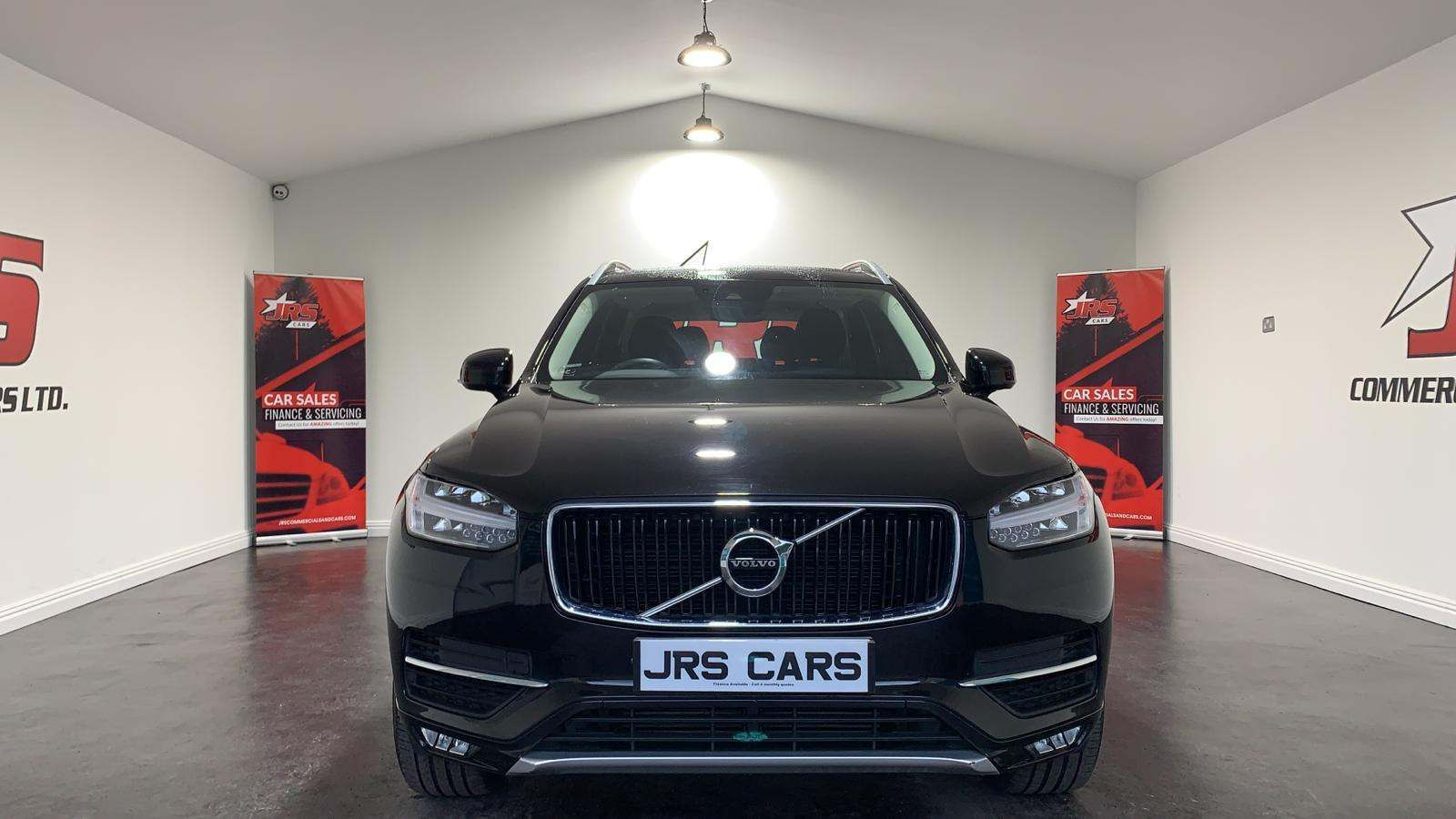2017 VOLVO XC90 2.0 D5 PowerPulse Momentum Auto 4WD (s/s) Diesel Automatic **7 Seats** – J R S Commercials And Cars Dungannon full