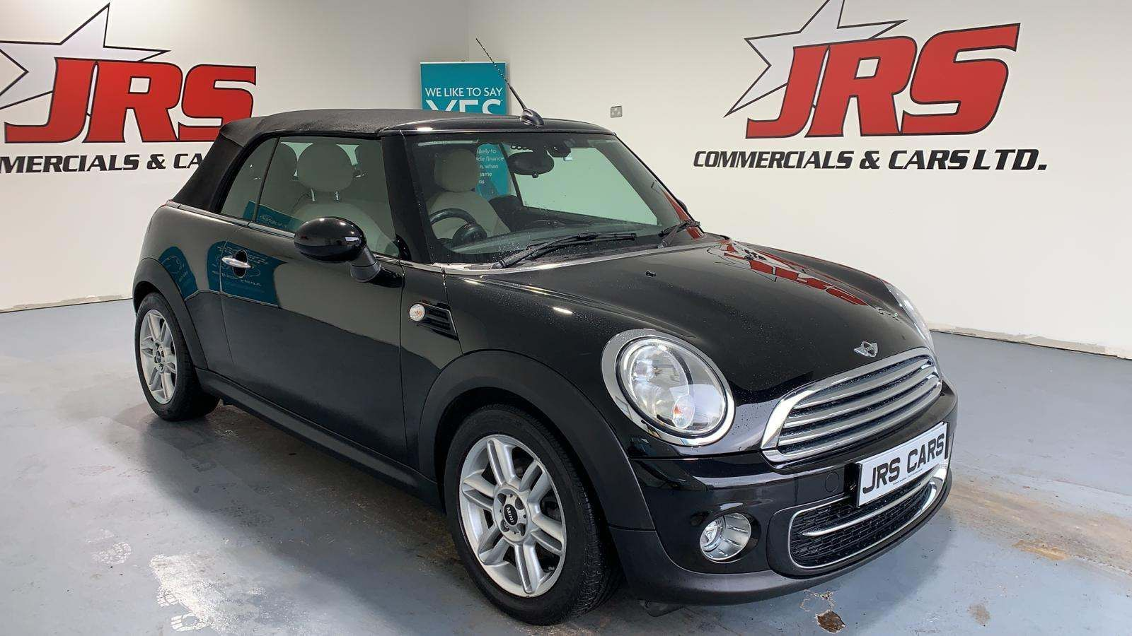2014 MINI Convertible 2.0 Cooper D Diesel Automatic **View By Appointment Only** – J R S Commercials And Cars Dungannon