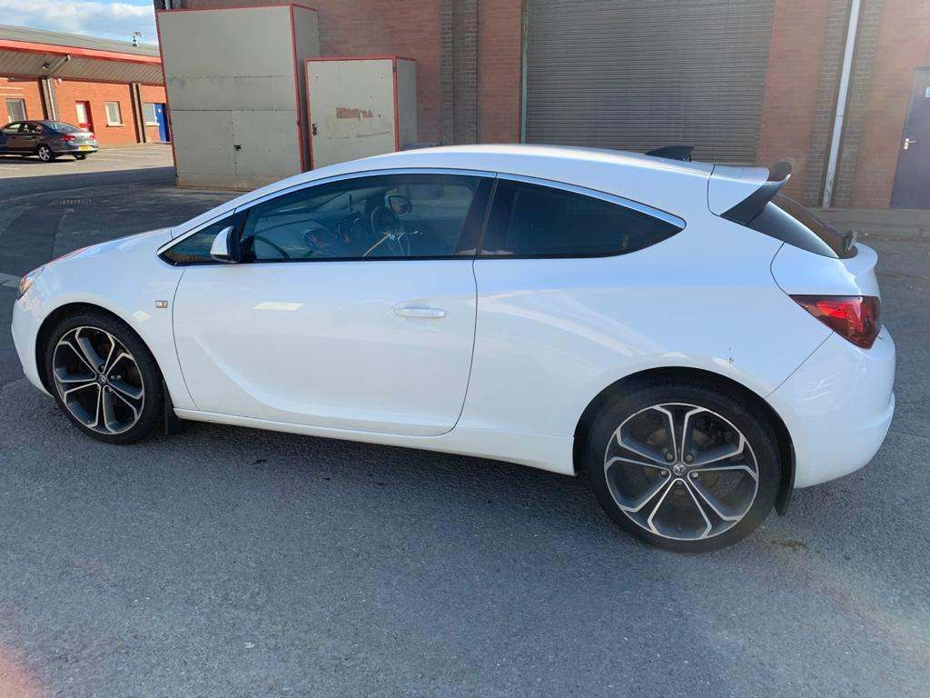 2016 VAUXHALL Astra GTC 1.6 CDTi ecoFLEX Limited Edition (s/s) Diesel Manual **161-D-58672** – J R S Commercials And Cars Dungannon full