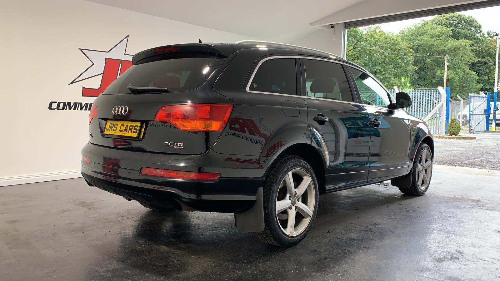 2007 AUDI Q7 3.0 TDI S line Tiptronic quattro Diesel Automatic *Bose Speakers -Heated Seats* – J R S Commercials And Cars Dungannon full