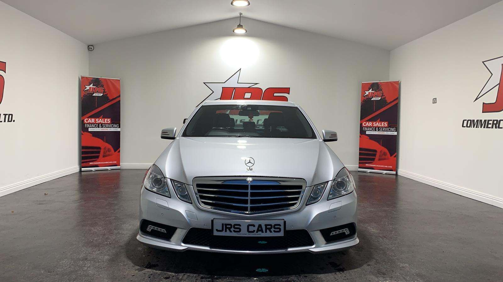 2011 MERCEDES BENZ E Class 3.0 E350 CDI Sport Diesel Automatic Black Leather – Heated Seats – J R S Commercials And Cars Dungannon full