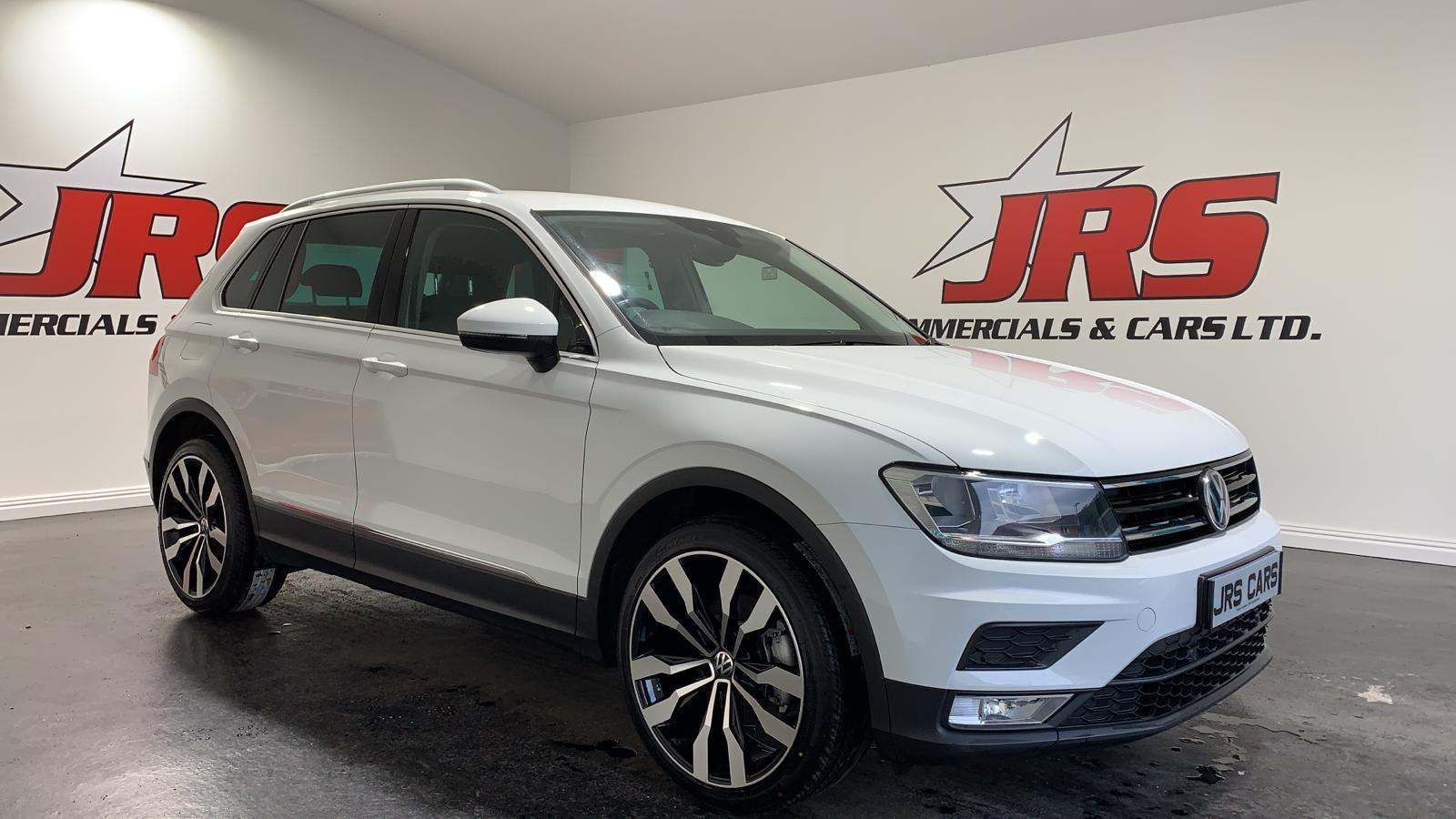 2017 VOLKSWAGEN Tiguan 2.0 TDI BlueMotion Tech SE Navigation DSG (s/s) Diesel Automatic **Sat Nav-Privacy Glass** – J R S Commercials And Cars Dungannon full
