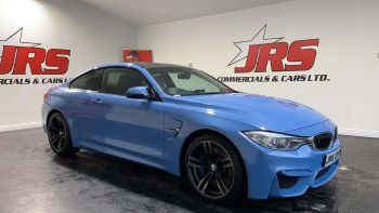 2014 BMW M4 3.0 BiTurbo DCT (s/s) Petrol Automatic BMW Service History – J R S Commercials And Cars Dungannon