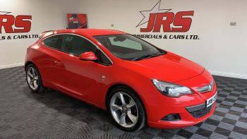 2012 VAUXHALL Astra GTC 2.0 CDTi SRi (s/s) Diesel Manual *Front Fog Lights* – J R S Commercials And Cars Dungannon
