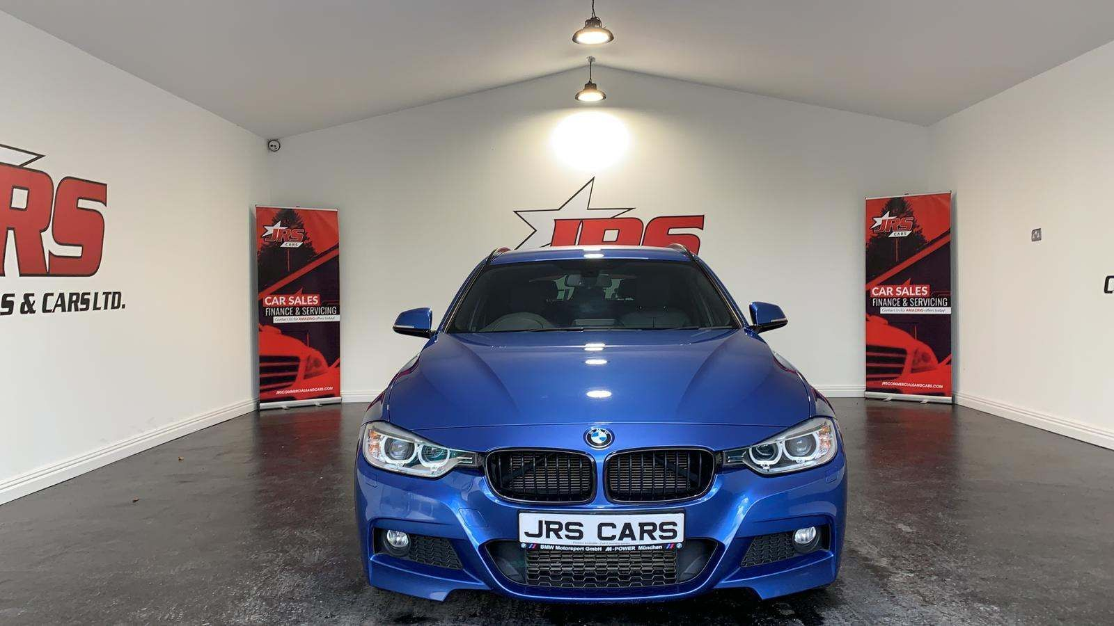 2014 BMW 3 Series 2.0 318d M Sport Touring (s/s) Diesel Manual Heated Seats-Xenons – J R S Commercials And Cars Dungannon full