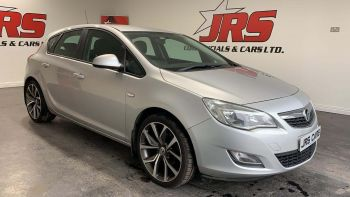 2010 VAUXHALL Astra 1.7 CDTi Exclusiv Diesel Manual *£30 PER YEAR ROAD TAX* – J R S Commercials And Cars Dungannon