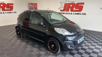 2014 PEUGEOT 107 1.0 12v Active Petrol Manual *£0 Road Tax-Privacy Glass* – J R S Commercials And Cars Dungannon