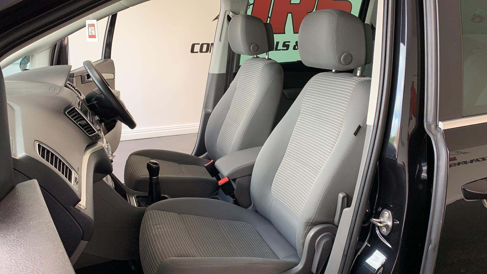 2015 SEAT Alhambra 2.0 TDI Ecomotive SE (s/s) Diesel Manual **7 Seats – Privacy Glass** – J R S Commercials And Cars Dungannon full