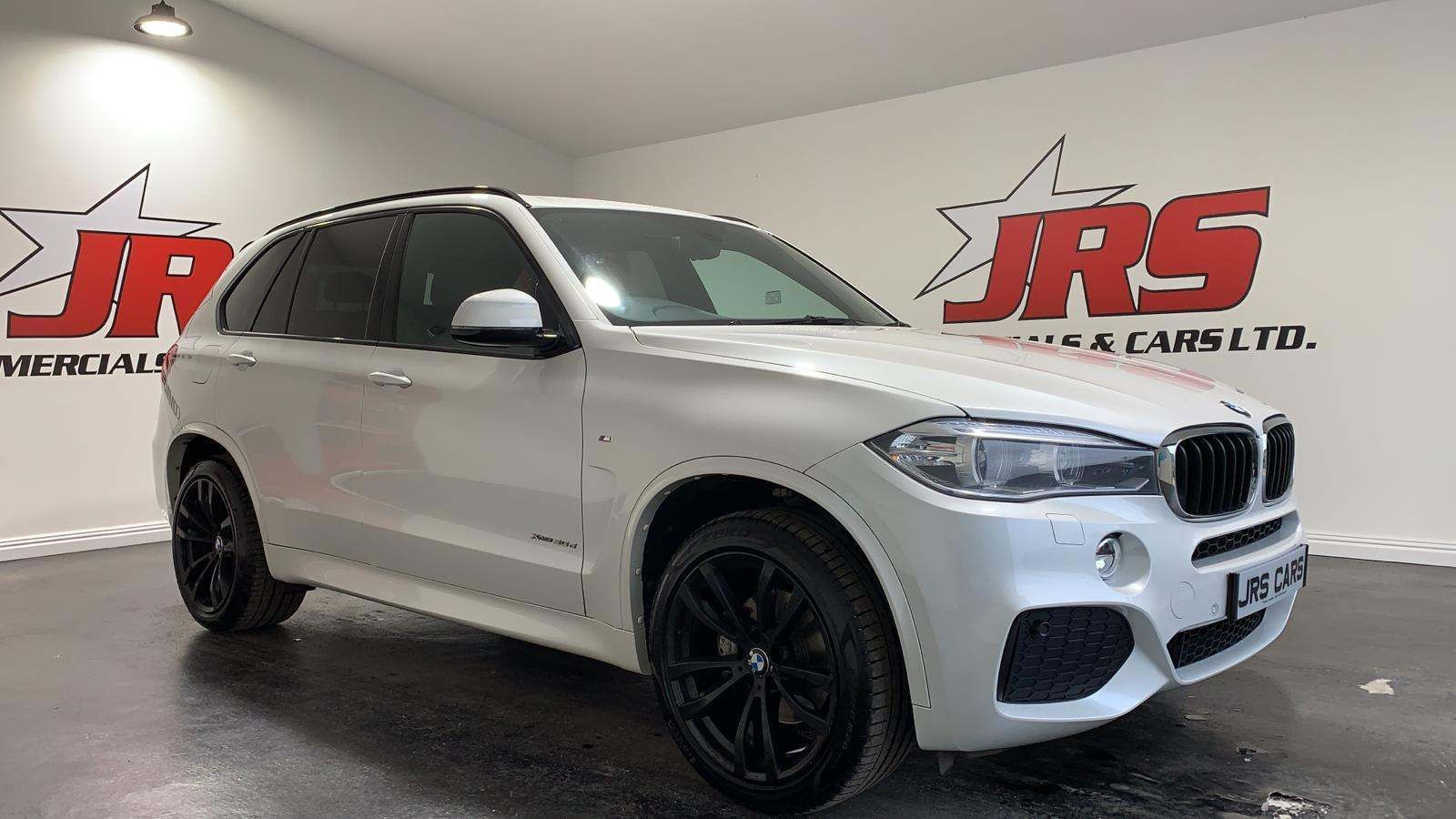 2013 BMW X5 3.0 30d M Sport Auto xDrive (s/s) Diesel Automatic Rev Cam – Tow Bar – 7 Seats – J R S Commercials And Cars Dungannon full