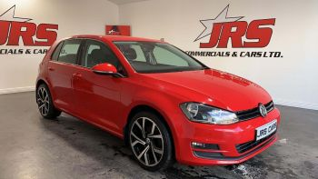 2015 VOLKSWAGEN Golf 1.6 TDI BlueMotion Tech Match (s/s) Diesel Manual  – J R S Commercials And Cars Dungannon