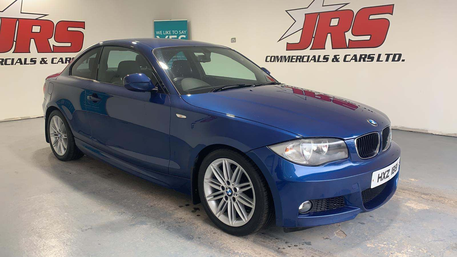 2010 BMW 1 Series 2.0 118d M Sport Diesel Manual **£30 Road Tax** – J R S Commercials And Cars Dungannon