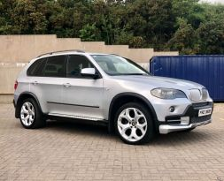 2007 BMW X5 3.0 D SE 5STR Diesel Automatic  – MC autosales Magherafelt