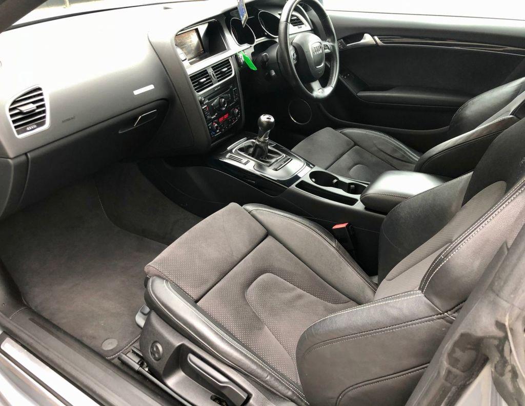 2011 Audi A5 2.0 TDI QUATTRO S LINE BLACK EDITION Diesel Manual  – MC autosales Magherafelt full