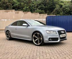 2011 Audi A5 2.0 TDI QUATTRO S LINE BLACK EDITION Diesel Manual  – MC autosales Magherafelt