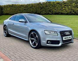 2011 Audi A5 2.0 TDI QUATTRO BLACK EDITION Diesel Manual  – MC autosales Magherafelt