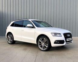 2012 Audi Q5 2.0 TDI QUATTRO S LINE PLUS Diesel Automatic  – MC autosales Magherafelt