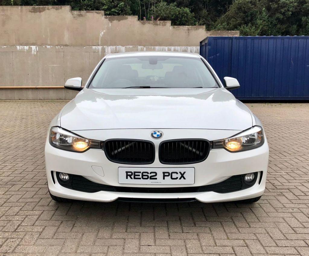 2012 BMW 3 Series 2.0 320D EFFICIENTDYNAMICS Diesel Automatic  – MC autosales Magherafelt full