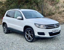 2012 Volkswagen Tiguan 2.0 S TDI BLUEMOTION TECHNOLOGY Diesel Manual  – MC autosales Magherafelt