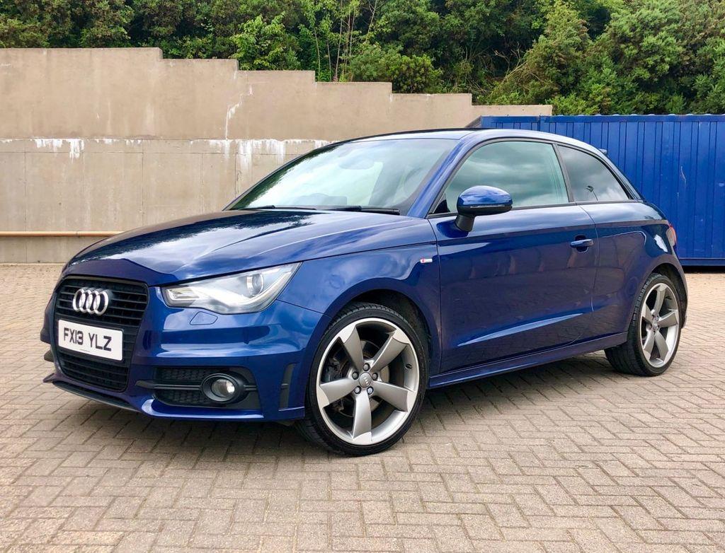 2013 Audi A1 2.0 TDI BLACK EDITION Diesel Manual  – MC autosales Magherafelt full