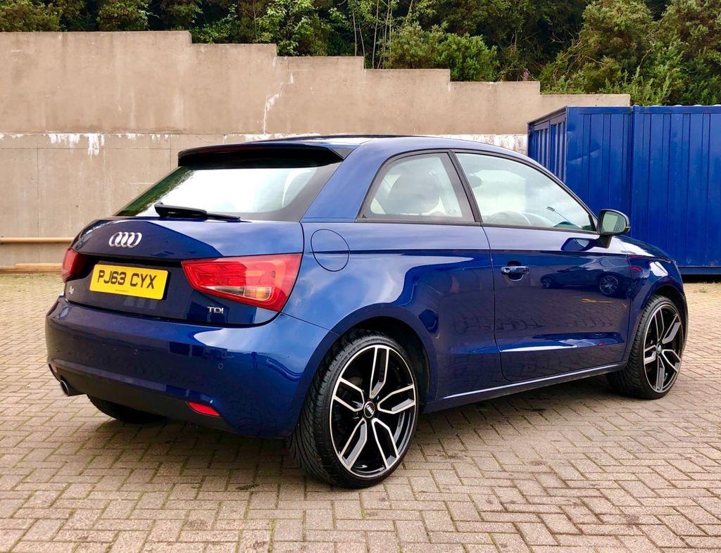 2013 Audi A1 1.6 TDI SPORT Diesel Manual  – MC autosales Magherafelt full