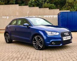 2013 Audi A1 1.6 TDI SPORT Diesel Manual  – MC autosales Magherafelt