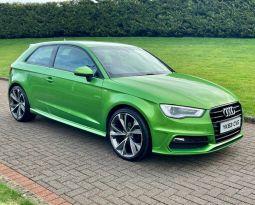 2013 Audi A3 2.0 TDI S LINE Diesel Manual  – MC autosales Magherafelt