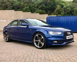 2013 Audi A4 2.0 TDI BLACK EDITION Diesel Cvt  – MC autosales Magherafelt