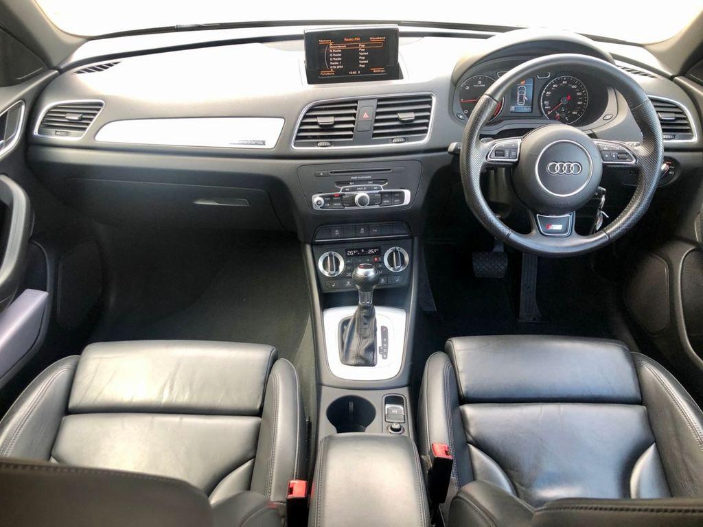 2013 Audi Q3 2.0 TDI QUATTRO S LINE Diesel Semi Auto  – MC autosales Magherafelt full