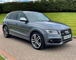 2013 Audi SQ5 Q5 3.0  TDI QUATTRO Diesel Automatic  – MC autosales Magherafelt