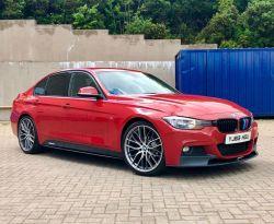 2013 BMW 3 Series 2.0 318D M SPORT Diesel Manual  – MC autosales Magherafelt
