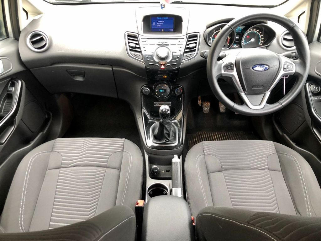 2013 Ford Fiesta 1.6 TITANIUM ECONETIC TDCI Diesel Manual  – MC autosales Magherafelt full