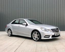 2013 Mercedes-Benz E Class R  E-CLASS 2.1 E250 CDI BLUEEFFICIENCY S/S SPORT Diesel Manual  – MC autosales Magherafelt