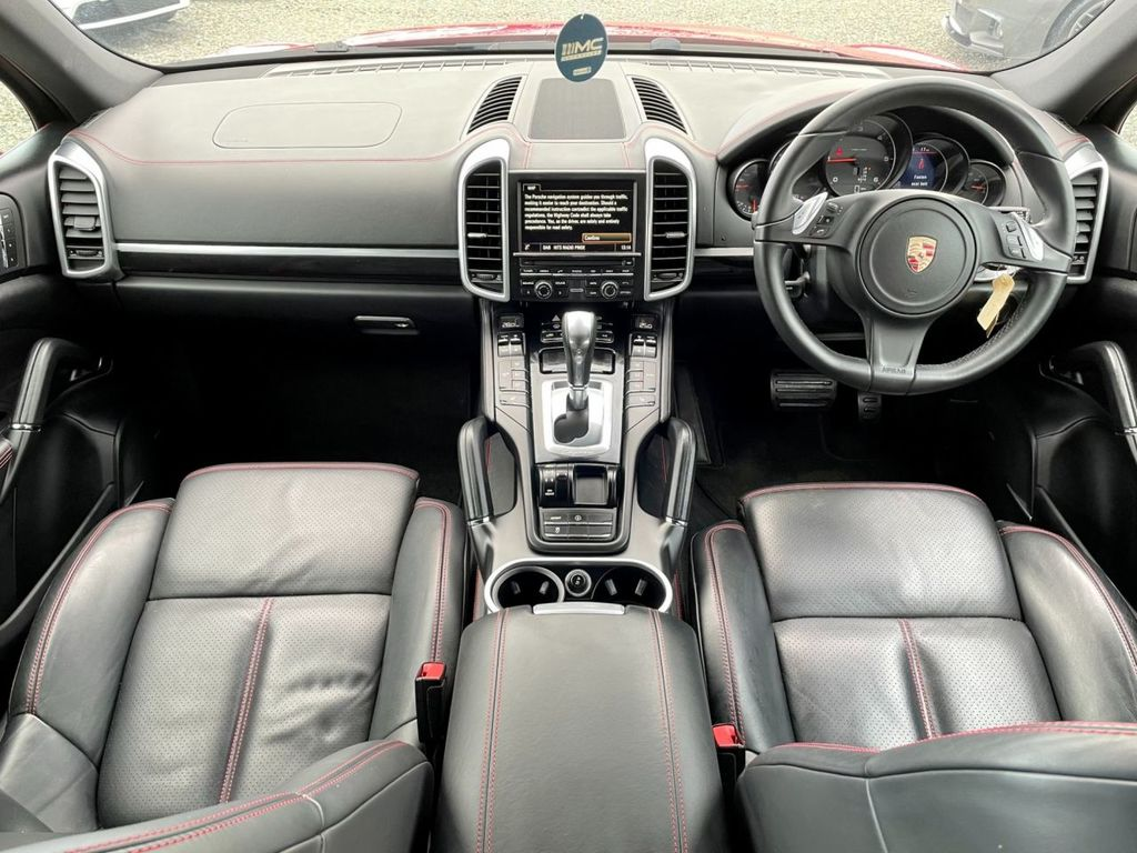 2013 Porsche Cayenne 3.0 D V6 TIPTRONIC Diesel Automatic  – MC autosales Magherafelt full