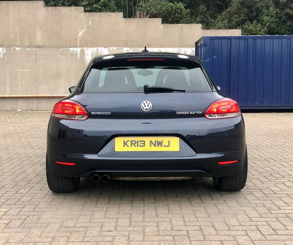 2013 Volkswagen Scirocco 2.0 TDI BLUEMOTION TECHNOLOGY DSG Diesel Semi Auto  – MC autosales Magherafelt full