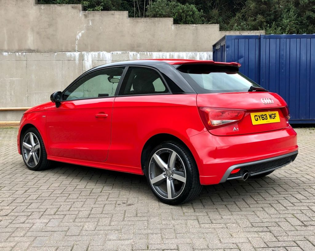 2014 Audi A1 1.6 TDI S LINE STYLE EDITION Diesel Manual  – MC autosales Magherafelt full