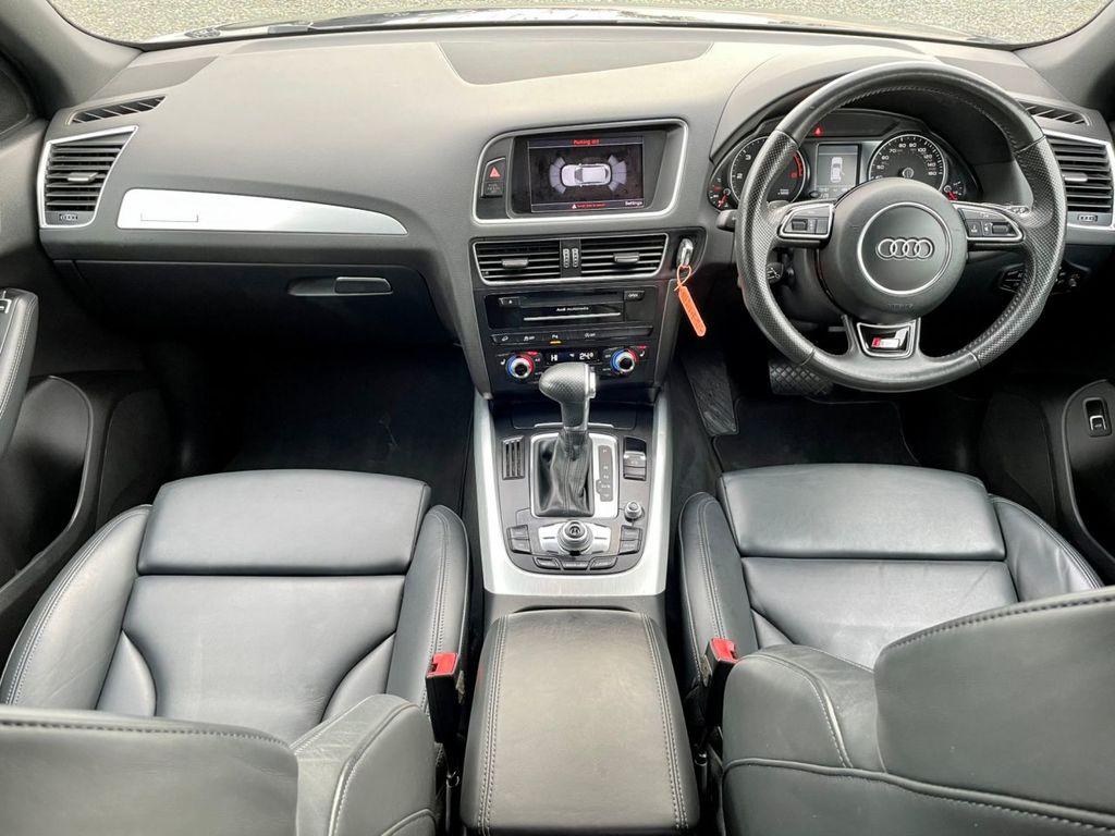 2014 Audi Q5 2.0 TDI QUATTRO S LINE PLUS Diesel Automatic  – MC autosales Magherafelt full