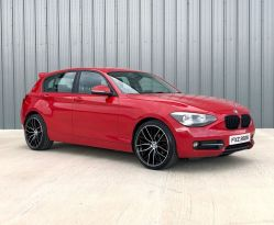 2014 BMW 1 Series 2.0 116D SPORT Diesel Manual  – MC autosales Magherafelt