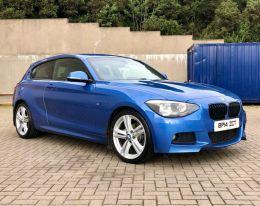 2014 BMW 1 Series 2.0 118D M SPORT Diesel Manual  – MC autosales Magherafelt